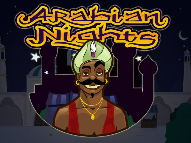 arabian nights video slot
