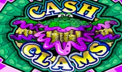 cash clams slot online