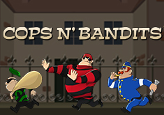 cops  bandits slot