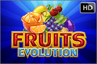 fruits evolution