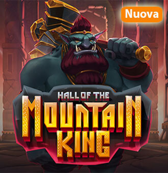 Slot Machine Hall of the Mountain King