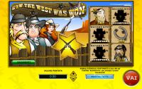 How the West Was Won slot