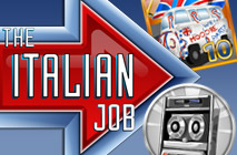 italain job slot machine