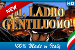 ladro gentiluomo slot machine