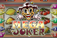 slot machine mega joker