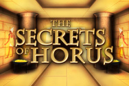 slot machine secretes of horus