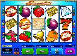 slot machine summer time