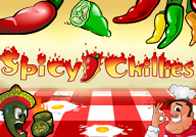 Spicy Chillies slot machine online