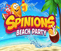 spinions-beach-party-slot-logo