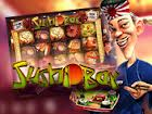 sushi bar slot machine