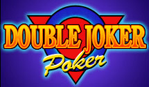 video poker double joker poker