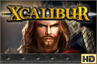 xcalibur slot machine