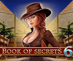 Book of Secrets 6 Slot Machine