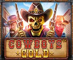 Cowboys Gold Slot Gratis