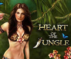 Slot Machine Heart of the Jungle