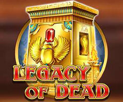 Slot Gratis Legacy of Dead