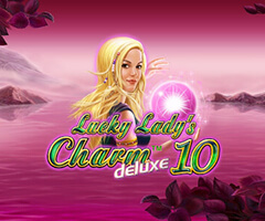Lucky Lady's Charm Deluxe 10 Slot Gratis