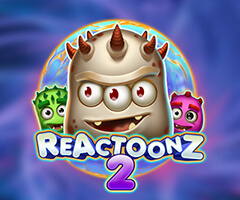 Reactoonz 2 Slot Gratis