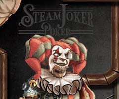 Steam Joker Video Poker