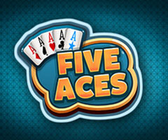 Five Aces Videopoker Online