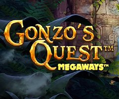 Slot Machine Gonzo's Quest Megaways