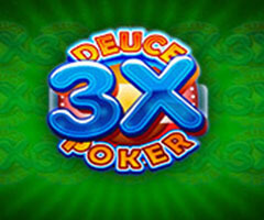 3x Deuce Video Poker