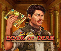 Book of Dead Slot Gratis