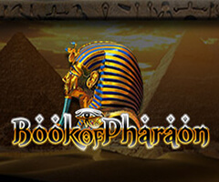 Slot Machine HD Book of Pharaon