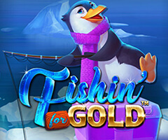 Slot Machine Fishin' for Gold