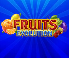 Slot Gratis Fruits Evolution