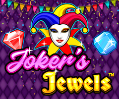 Slot Machine Online Joker's Jewels