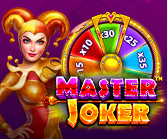 Master Joker Video Slot Gratis