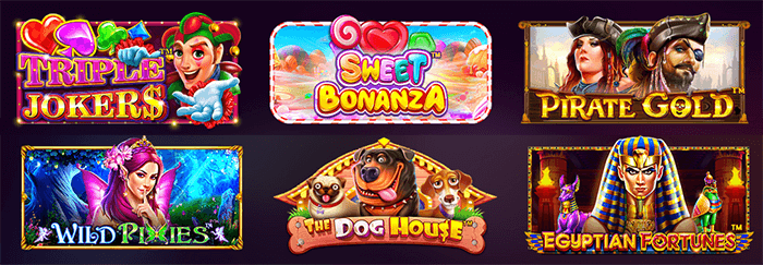 Pragmatic Play nuove slot