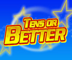 Tens or Better Videopoker Online