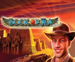 Slot Machine Book of Ra Deluxe