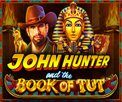 John Hunter and the Book of Tut Slot Gratis