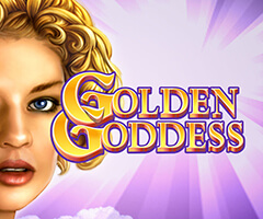 Slot Machine Golden Goddess
