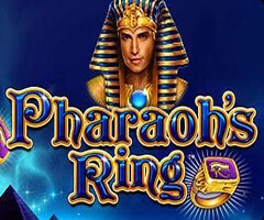 Pharaoh's Ring Slot Machine Gratis