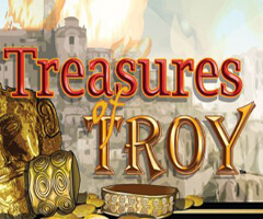 Slot Gratis Treasures of Troy