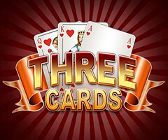 Three Cards Video Poker